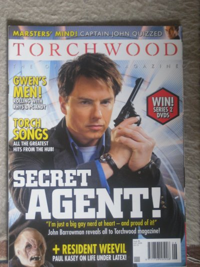 Torchwood Magazine n°6