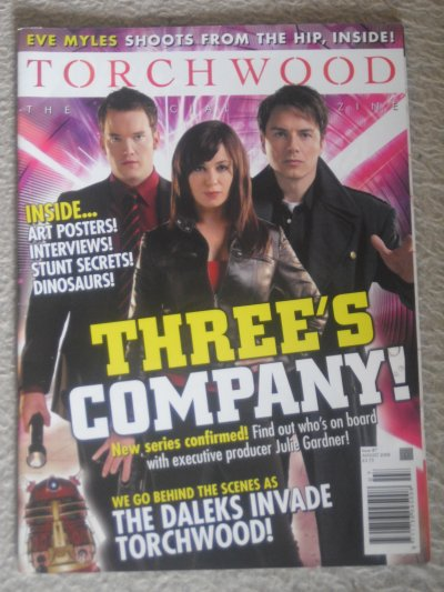 Torchwood Magazine n°7