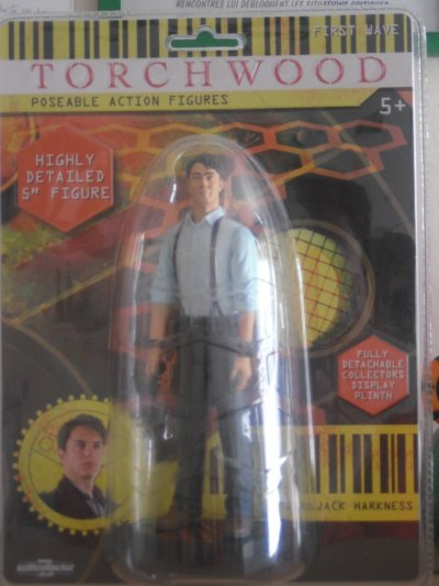 Figurine Capitaine Jack Torchwood