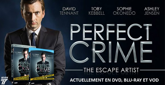 DVD Perfect Crime