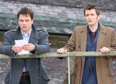 John de retour dans Doctor Who?