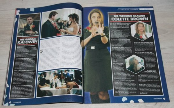 Torchwood Magazine n°3