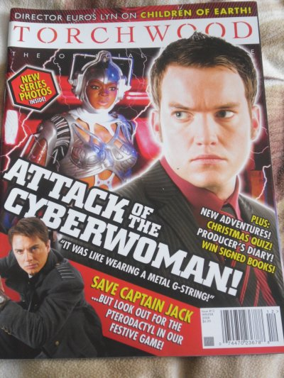 Torchwood Magazine n°12