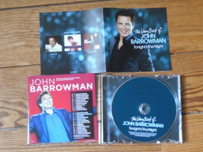 Tonight's the Night: The Very Best of John Barrowman