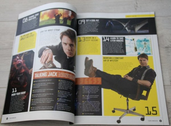 Torchwood Magazine n°14