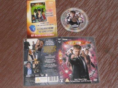 DVD Doctor Who volume 4 saison 3