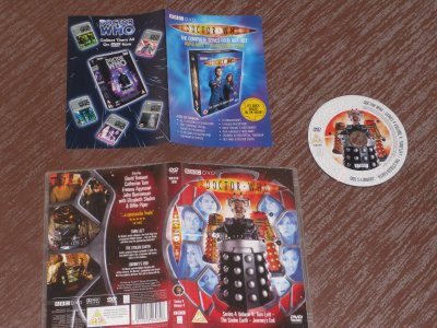 DVD Doctor Who volume 4 saison 4