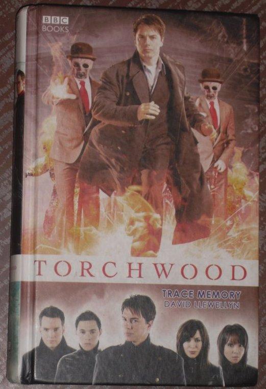 Livre Torchwood Trace Memory