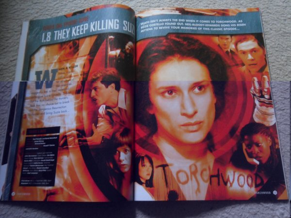 Torchwood Magazine n°16