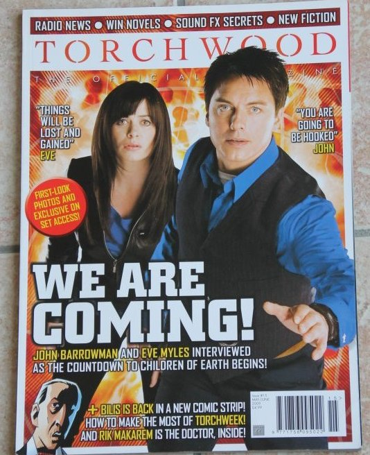 Torchwood Magazine n°15