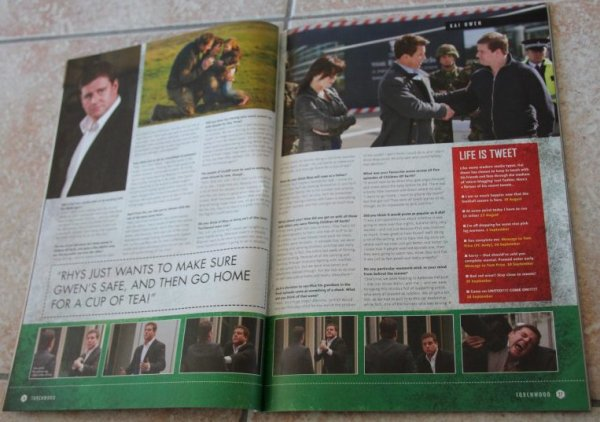 Torchwood Magazine n°18