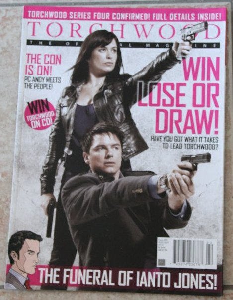 Torchwood Magazine n°22