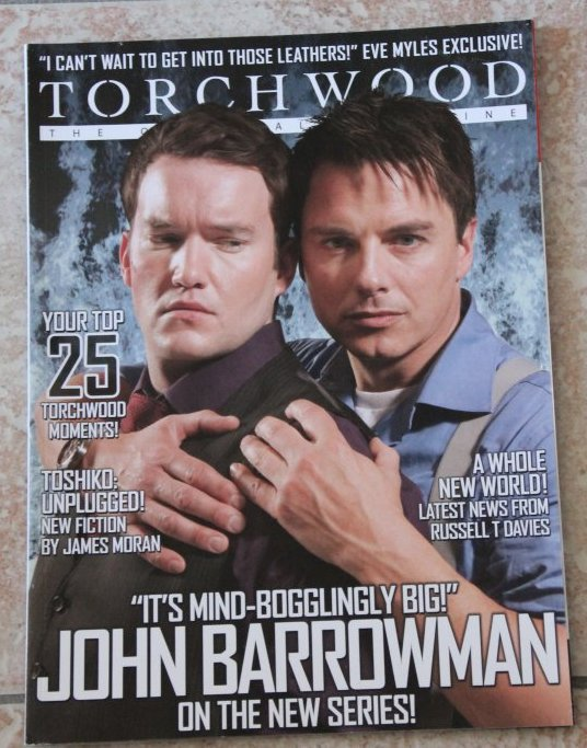 Torchwood Magazine n°25