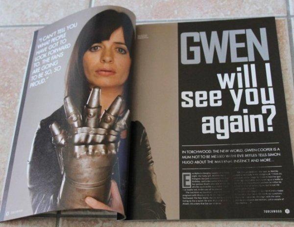 Torchwood Magazine n°25