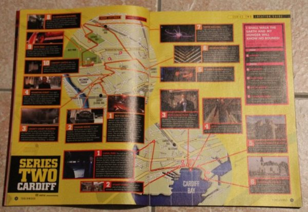 Torchwood Magazine n°8