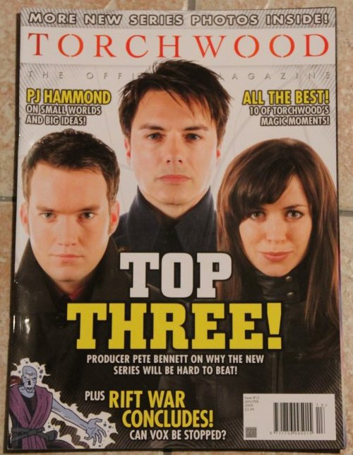 Torchwood Magazine n°13