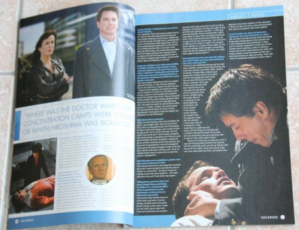 Torchwood Magazine n°17