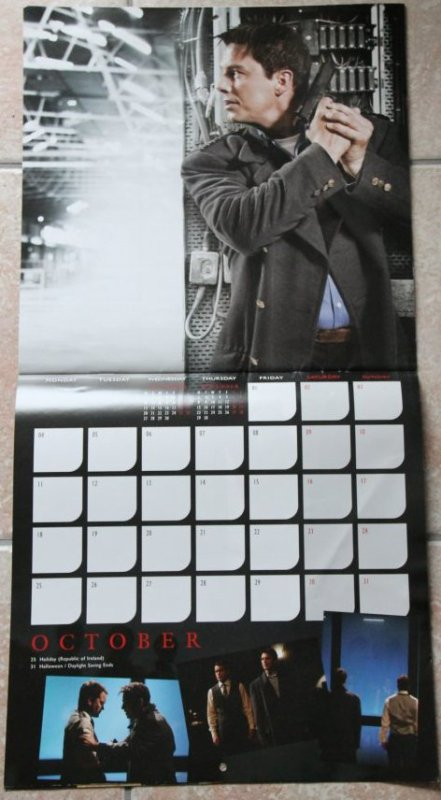 Calendrier officiel 2010