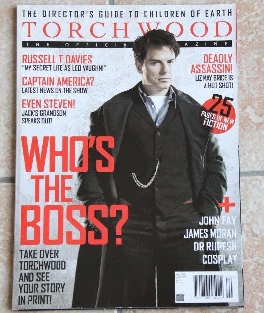 Torchwood magazine n°20