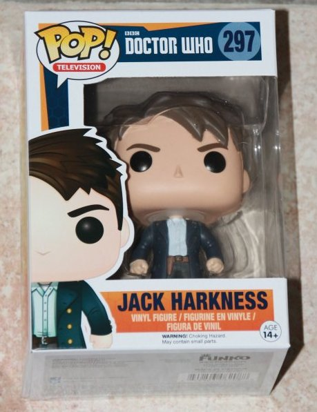 Pop television: Jack Harkness