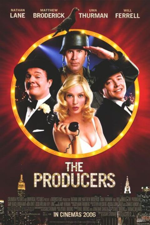 DVD: Les producteurs