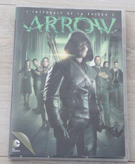 Arrow saison 2