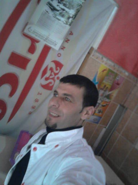 mwa  a la boucherie <3 lol