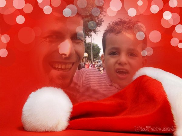 me and islemo bonne et heureuse annee 2013