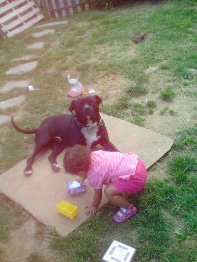 ckiller et ma fille de 2 an