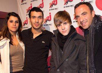 France + Believe + Kiss FM