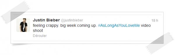 Justin parle de l'amour + Clip + Rumeur !