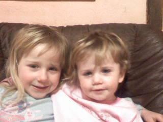 mes petites filles cheries