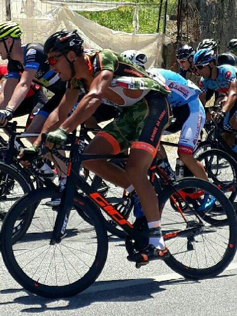 Tour du Portugal, des photos d'y il a quelques jours d'un copain (Cyril)