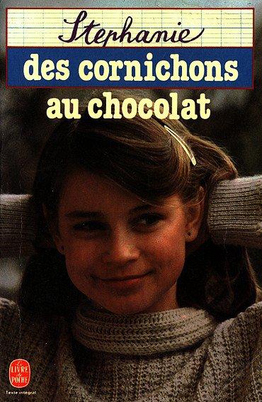Des cornichons au chocolat - Stéphanie