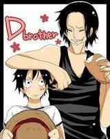 Brothers Ace x Luffy <3
