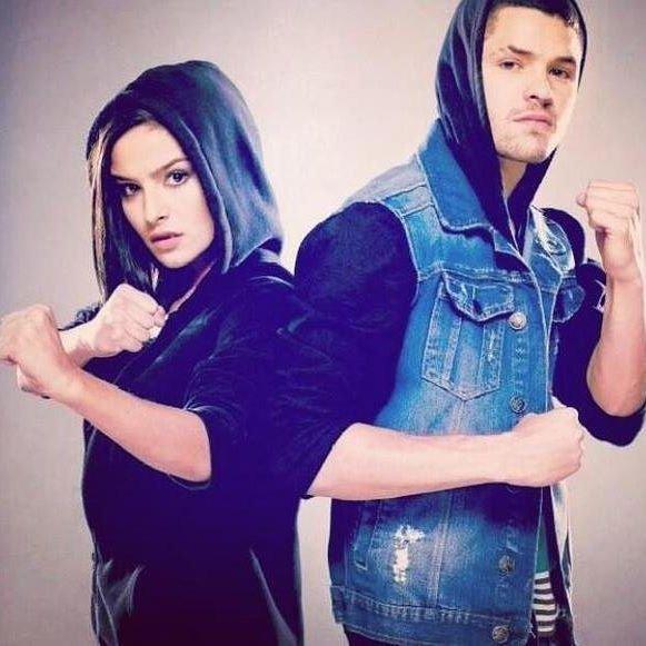 Brenda Asnicar pour Cumbia Ninja 2015