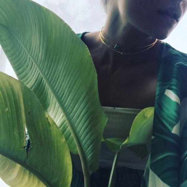 Brenda Asnicar photos personnelles 2018