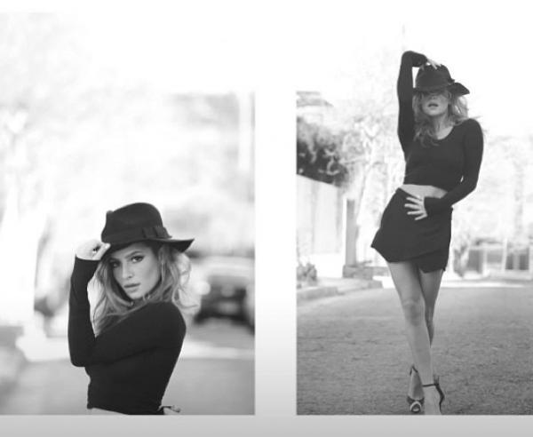 Photos personnelles de Brenda Asnicar 2015 + photoshooot