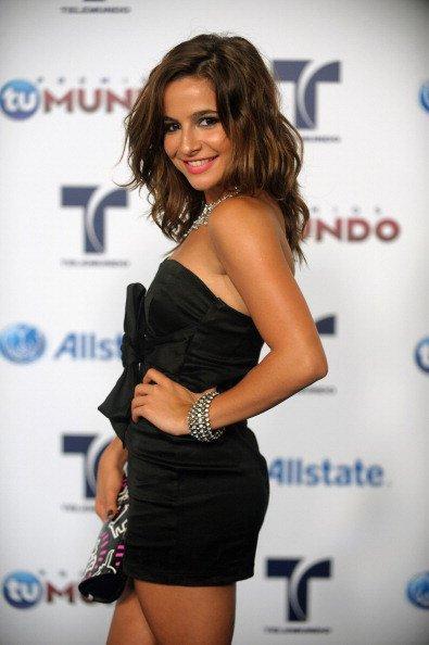 Brenda Asnicar à l'évènement Premios Tu Mundo
