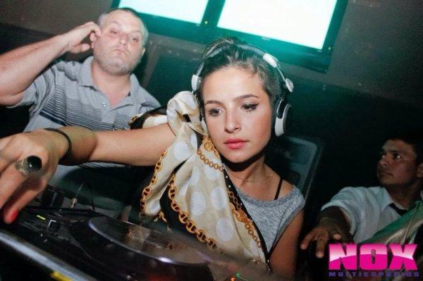 Brenda Asnicar DJ 2013 NOX