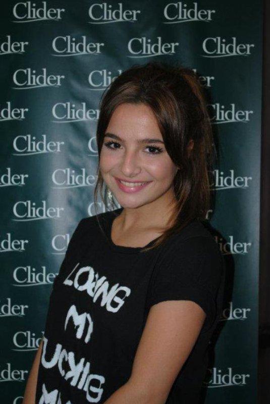Brenda Asnicar pour Clider 2011 et photos personnelles
