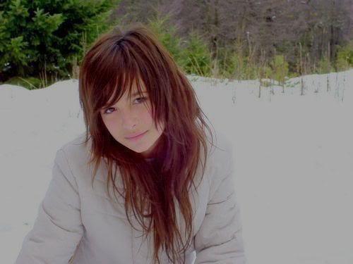 Brenda Asnicar adolescente