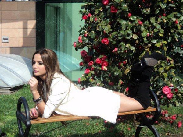 Brenda Asnicar photoshoot 2011
