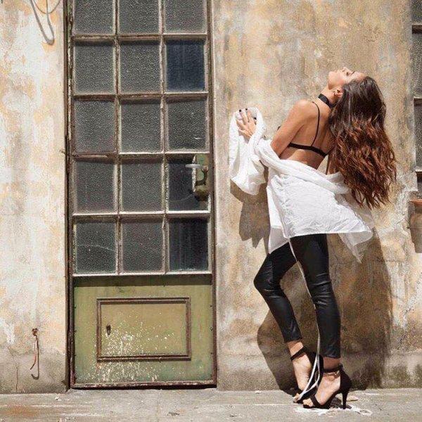 Brenda Asnicar photoshoot pour Gente 2016