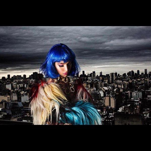 Brenda Asnicar Photoshoot par Guido Adler 2017
