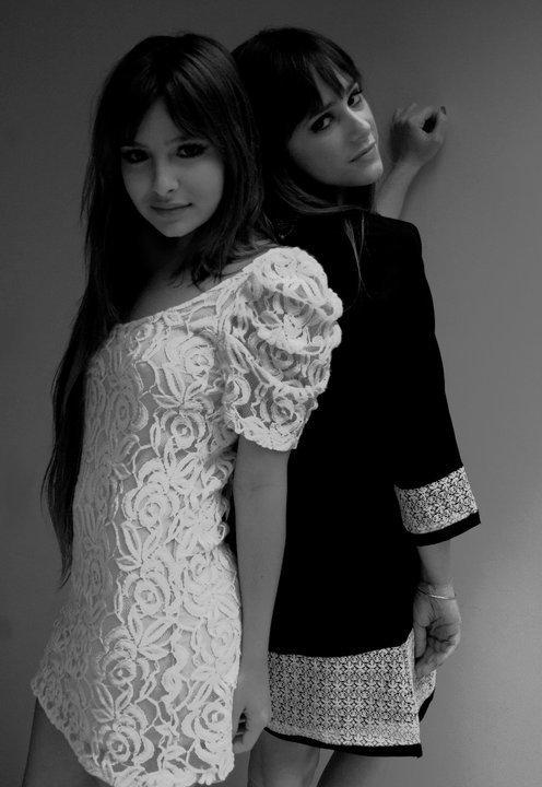 Photoshoot de Brenda avec une amie Loli