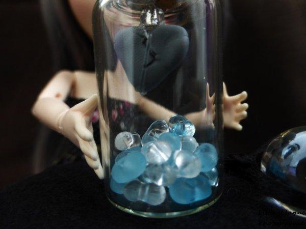 Certains pensent que je n'ai pas de coeur, d'autres pensent qu'il est en pierre ; mais mon coeur est tout à la fois ...