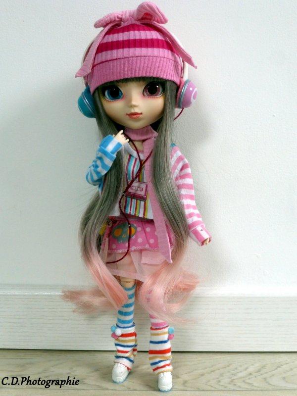 Outfit de la Pullip Akemi 2013