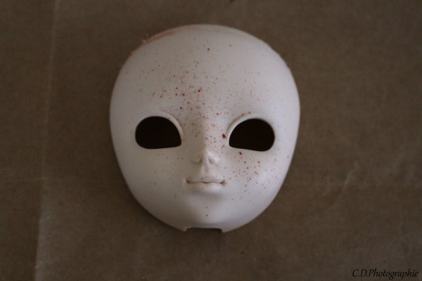 WIP make up : Alizée