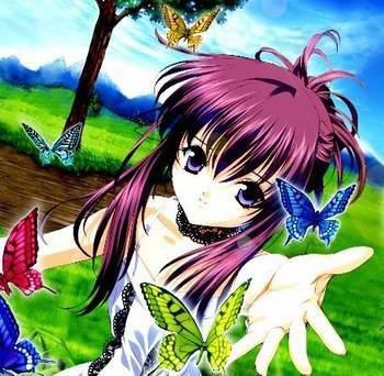 la musique,les mangas....entré dan mon monde